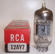 RCA USA made 12AY7